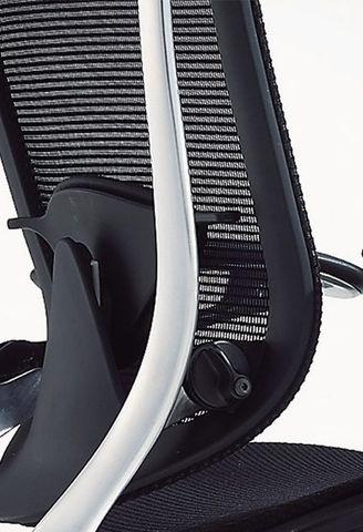 Регулируемый поясничный упор для кресла Contessa II