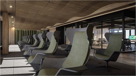 Кресло премиум-класса Klober Work