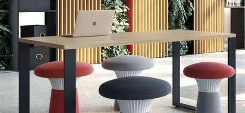 Интерьерный пуф-табурет LD seating Funghi