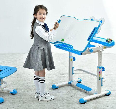 Комплект парта и стульчик Mealux BD-04 XL Teddy