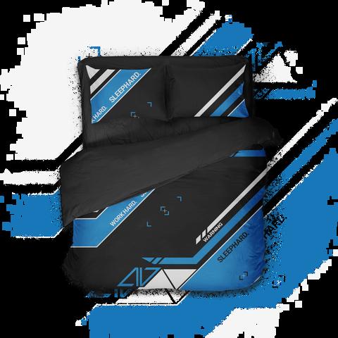 Геймерское постельное бельё SleepHard Vulcan