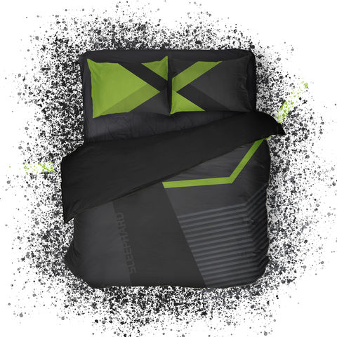 Геймерское постельное бельё SleepHard RTXON
