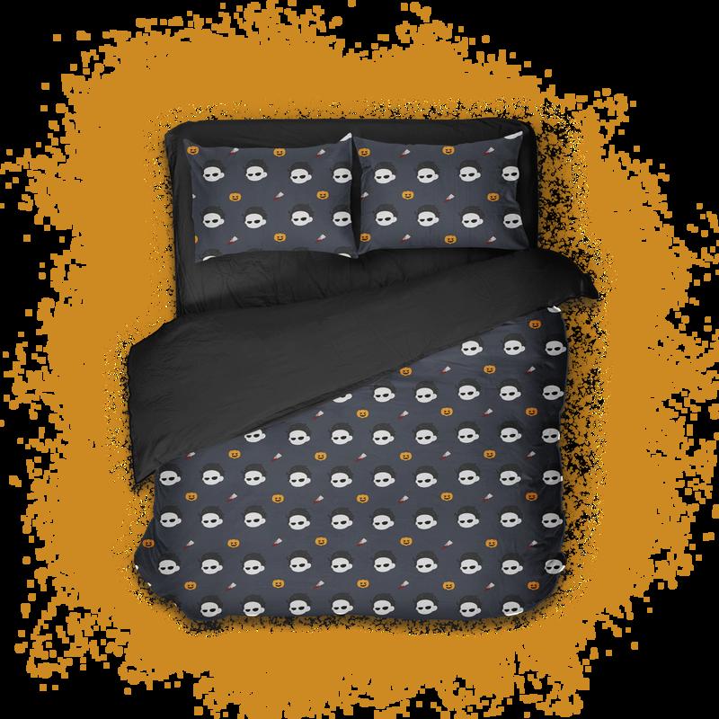 Геймерское постельное бельё Sleephard Halloween