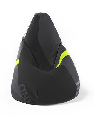 Кресло-груша с геймерским принтом PearX