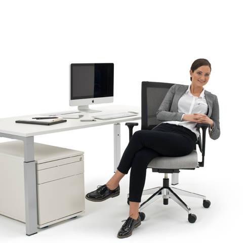 Эргономичное кресло Dynaflex