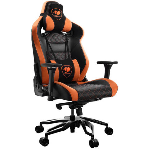 Геймерское кресло Cougar Throne
