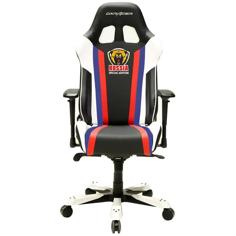 Геймерское кресло DxRacer Drifting series, Model KS18