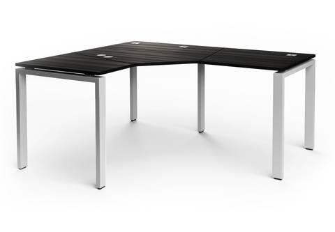 Угловой стол Smarty Corner с беспроводной зарядкой