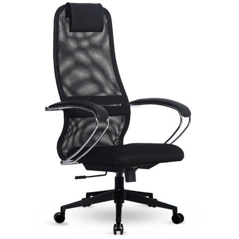 Кресло для персонала Metta S-BK 8