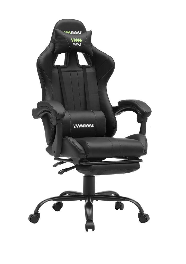 Игровое кресло VMMgame Throne (Черный) купить за 14500 рублей. Отзывы, фото доставка по Москве и России в Эрготронике