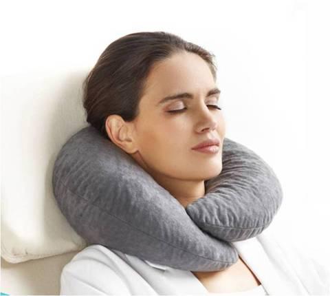 Ортопедическая подушка для отдыха и путешествий DIVA