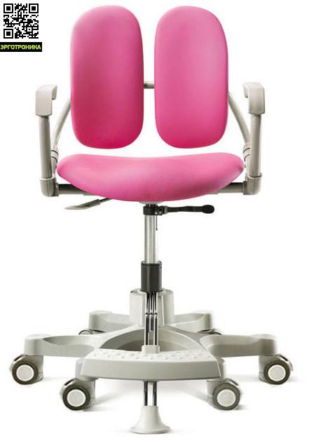 Ортопедическое детское кресло Duorest Kids 280 Розовый цвет