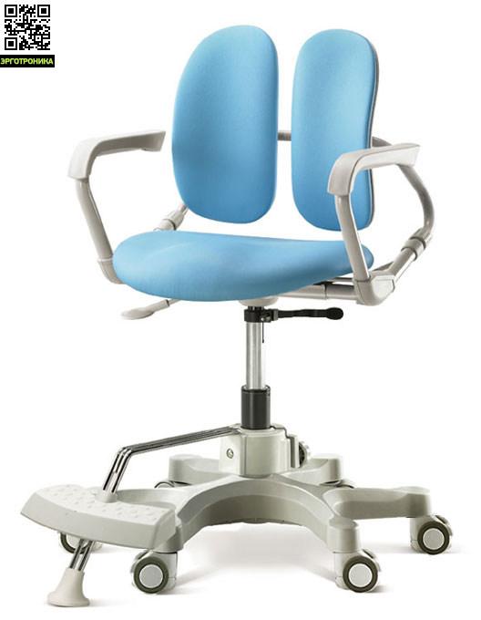 Ортопедическое детское кресло Duorest Kids 280 Голубой цвет