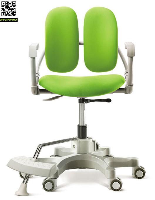 Ортопедическое детское кресло Duorest Kids 280 Зеленый цвет