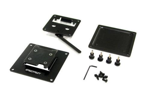Ergotron FX30 Настенное фиксированное крепление для монитора, черное 60-239-007