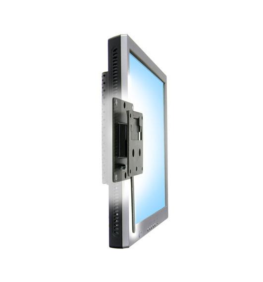 Ergotron FX30 Настенное фиксированное крепление для монитора, черное