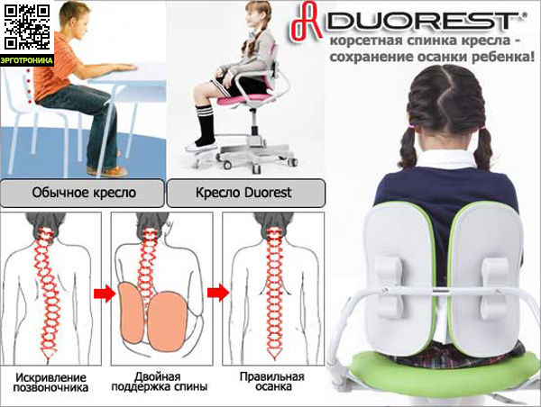 Duorest Kids DR-289SG