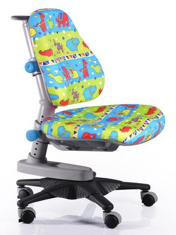 Растущее кресло Newton Салатово-голубой цвет GR3