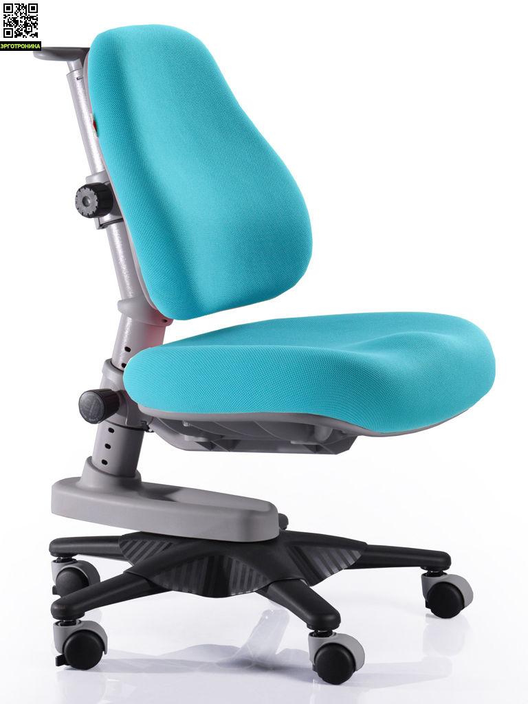 Растущее кресло Newton Светло-голубой цвет KBL