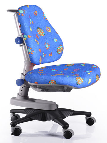 Растущее кресло Newton Синий цвет BB