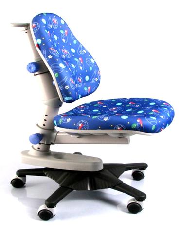 Растущее кресло Newton Темно-синий цвет F
