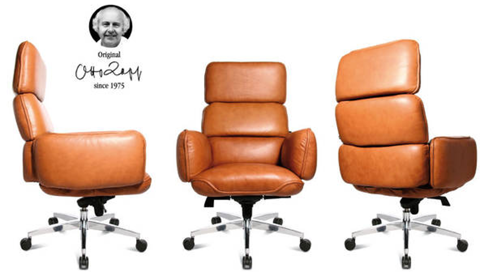Кресло Босса Otto Zapf Chair