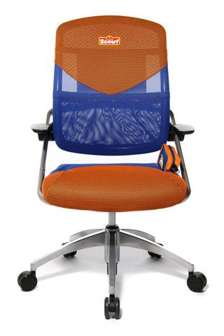 Эргономичное детское кресло 3D-SCOUT 1