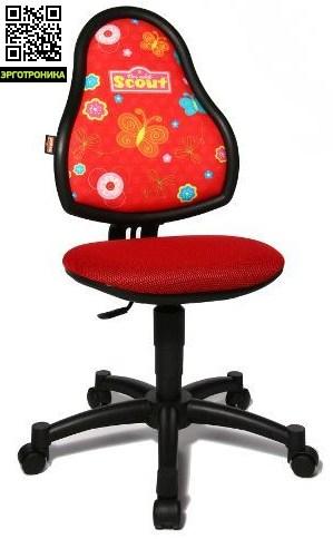 Детское эргономичное кресло Rabbit Sponge