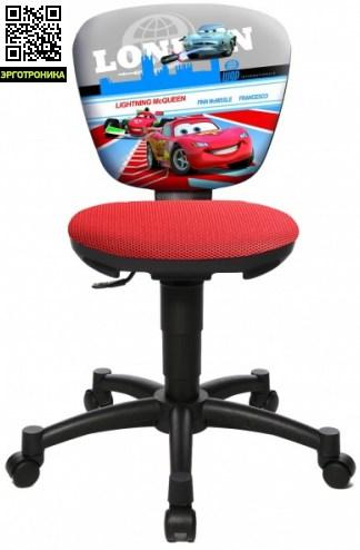 Эргономичное детское кресло POWER (Тачки)