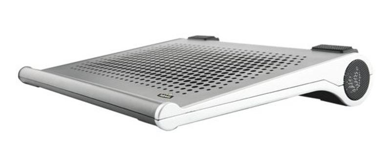 Охлаждающая подставка для ноутбука, с динамиками, Fellowes