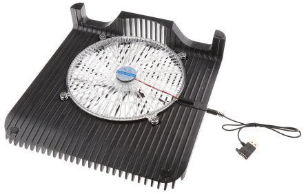 Охлаждающая подставка Maxi радиаторная для ноутбука, Fellowes