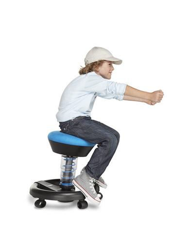 Динамический стул Swoppster Динамический стул своппстер (синий)