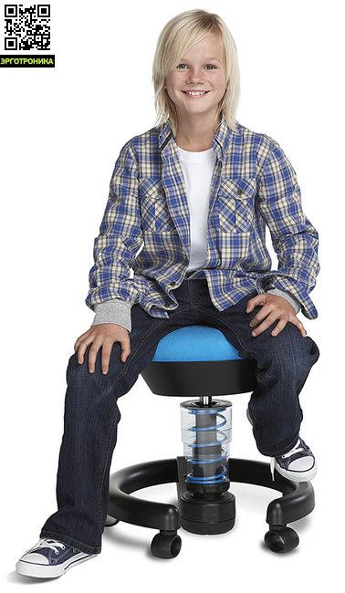 Динамический стул Swoppster Кресло Swoppster детское