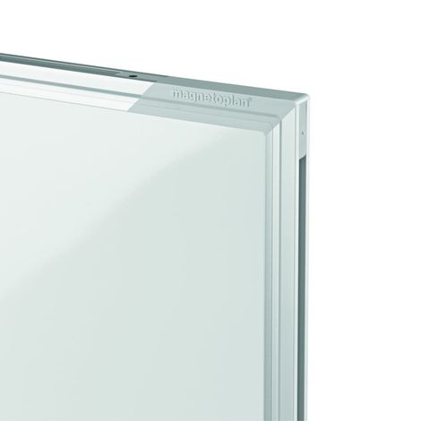 Белая лаковая магнитно-маркерная доска серии SP Magnetoplan 900х600 мм.