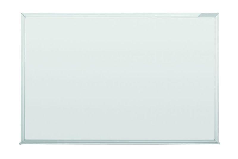 Белая лаковая магнитно-маркерная доска серии SP Magnetoplan 1200х900 мм.