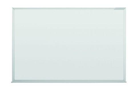 Белая лаковая магнитно-маркерная доска серии SP Magnetoplan 1500х1200 мм.