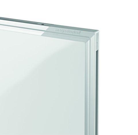 Белая лаковая магнитно-маркерная доска серии SP Magnetoplan 2400х1200 мм.