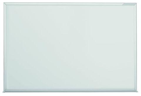 Белая эмалевая магнитно-маркерная доска серии СС Magnetoplan 1800x1200 мм.
