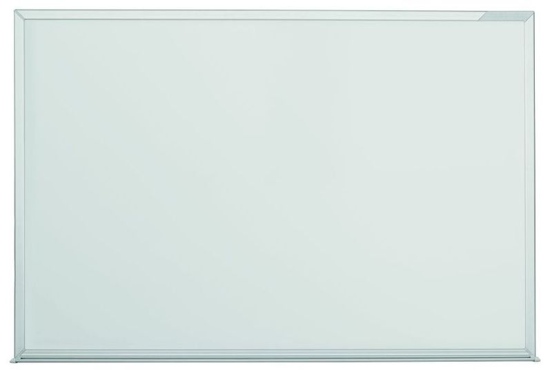Белая эмалевая магнитно-маркерная доска серии СС Magnetoplan 2000x1000 мм.